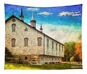 Centennial Barn Tapestry