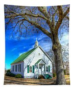 Centennial Christian Church Rural Greene County Georgia Tapestry
