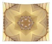 Center Star-flower Tapestry