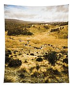 Central Highlands Of Tasmania Tapestry