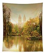 Central Park Splendor Tapestry by Jessica Jenney
