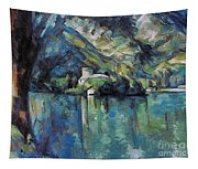 Cezanne: Annecy Lake, 1896 Tapestry