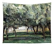 Cezanne: Le Clos Normand Tapestry