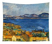 Cezanne Marseilles 1886-90 Tapestry