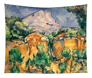 Cezanne: Sainte-victoire Tapestry