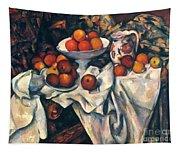 Cezanne: Still Life, C1899 Tapestry
