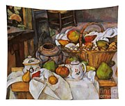 Cezanne: Table, 1888-90 Tapestry