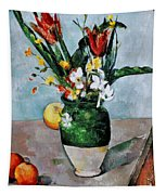 Cezanne: Tulips, 1890-92 Tapestry