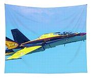 Cf-18 Hornet Tapestry