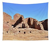 Chaco Ruins  Tapestry