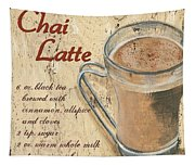 Chai Latte Tapestry