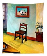 Chair And Pears Interior Tapestry