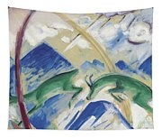 Chamois Tapestry