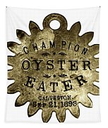 Champion Oyster Eater - To License For Professional Use Visit Granger.com Tapestry