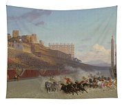 Chariot Race Tapestry