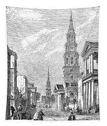 Charleston: Church, 1861 Tapestry