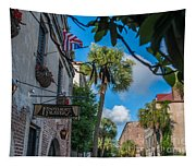 Charleston Footlight Players Tapestry