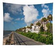 Charleston Sc Battery Tapestry