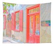 Charleston Sc Catfish Row Tapestry
