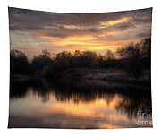 Chasewater Sunrise Tapestry
