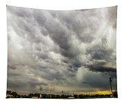 Chasing Nebraska Stormscapes 046 Tapestry