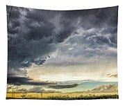Chasing Nebraska Stormscapes 047 Tapestry