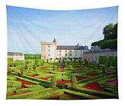Chateau De Villandry, Loire, France Tapestry