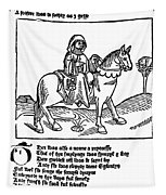 Chaucer: The Prioress Tapestry