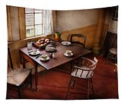 Chef - Kitchen - Kids Breakfast Is Ready  Tapestry