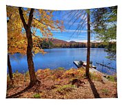 Cherished View Tapestry