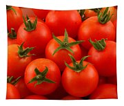 Cherry Tomatoes Fine Art Food Photography Tapestry