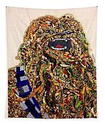 Chewbacca Star Wars Awakens Afrofuturist Collection Tapestry