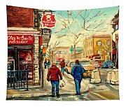 Chez De Gaulle Patisserie Deli Tapestry