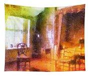 Chicago Art Institute Miniature Room Pa Prismatic 07 Tapestry