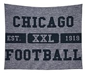Chicago Bears Retro Shirt Tapestry