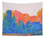 Chicago Spin Tapestry