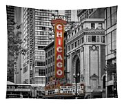 Chicago State Street Tapestry