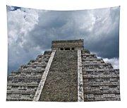 Chichen Itza 7 Tapestry