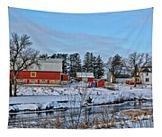Chickasaw Winter Tapestry