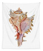 Chicoreus Ramosus Shell Tapestry by Amy Kirkpatrick
