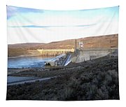 Chief Joseph Dam Tapestry