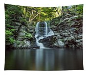 Child's Park Waterfall 2 Tapestry