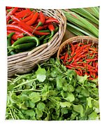 Chillies 07 Tapestry