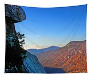 Chimney Rock  2 Tapestry
