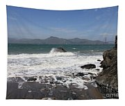 China Beach  Tapestry