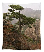 China, Mt. Huangshan Tapestry