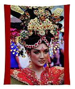 China Pageant Fashion Festival Tapestry