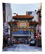 Chinatown - Philadelphia Tapestry