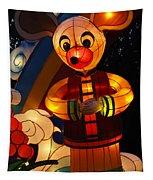 Chinese Lantern Festival British Columbia Canada 7 Tapestry