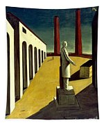 Chirico: Enigma, 1914 Tapestry